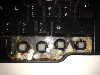 how to keep hands clean for keyboards