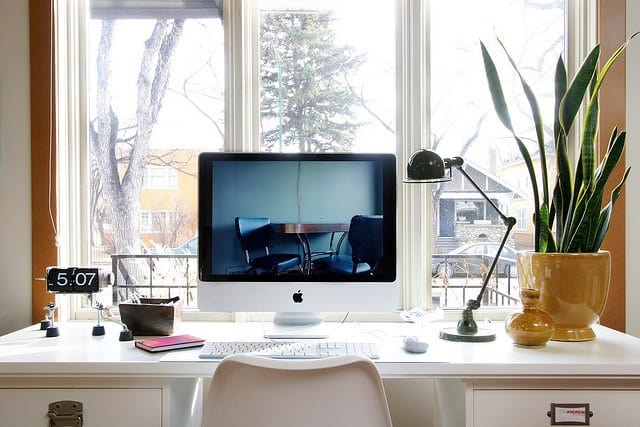 cool office space desk work. PTheProletariantDesigner