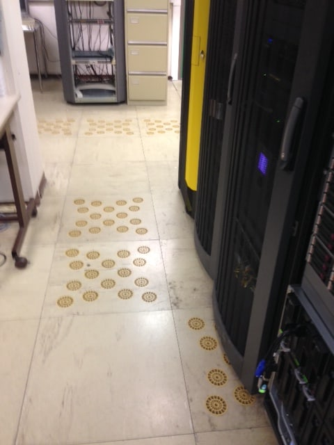 Before Amp After Photos Data Centre Cleaning Service